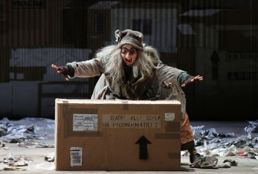 Hänsel and Gretel, photos by Brescia and Amisano, Teatro alla Scala 09