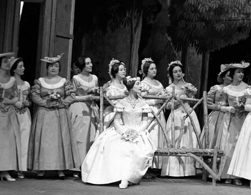 Maria Callas at La Scala, La sonnambula 1955