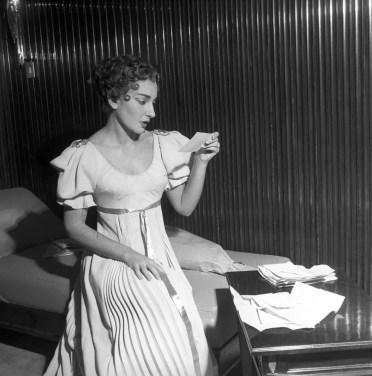 Maria Callas at La Scala, La vestale 1954