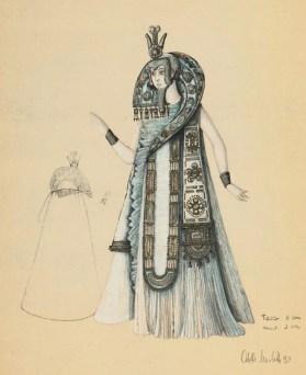 Idomeneo, design by Odette Nicoletti for Idamante, 1990