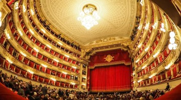 €3,000 seats at La Scala sell out in just a few hours for Anna Netrebko in Andrea Chénier