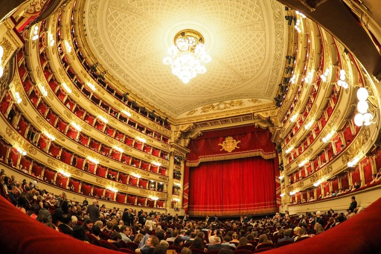 La Scala by Gramilano