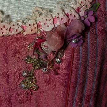 La fille mal gardée, detail, 1987, costume by Spinatelli, photo by Francesco M. Colombo