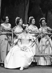 La sonnambula, 1955, Maria Callas, photo by Piccagliani