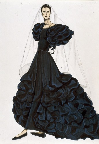 Salome, 1987, design by Gianni Versace