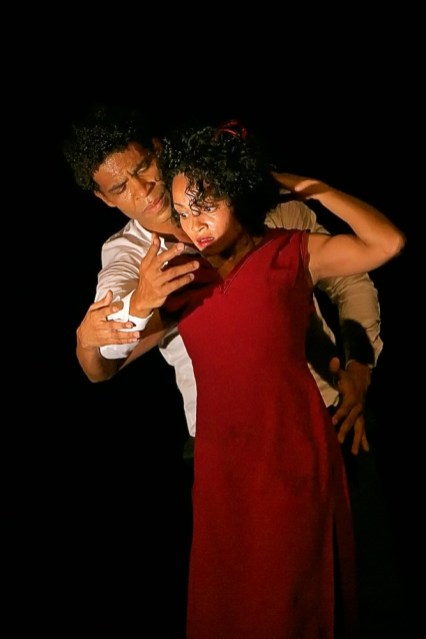 Sidi Larbi Cherkaoui's Mermaid, with Carlos Acosta and Marta Ortega 02