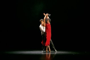 Sidi Larbi Cherkaoui's Mermaid, with Carlos Acosta and Marta Ortega 03