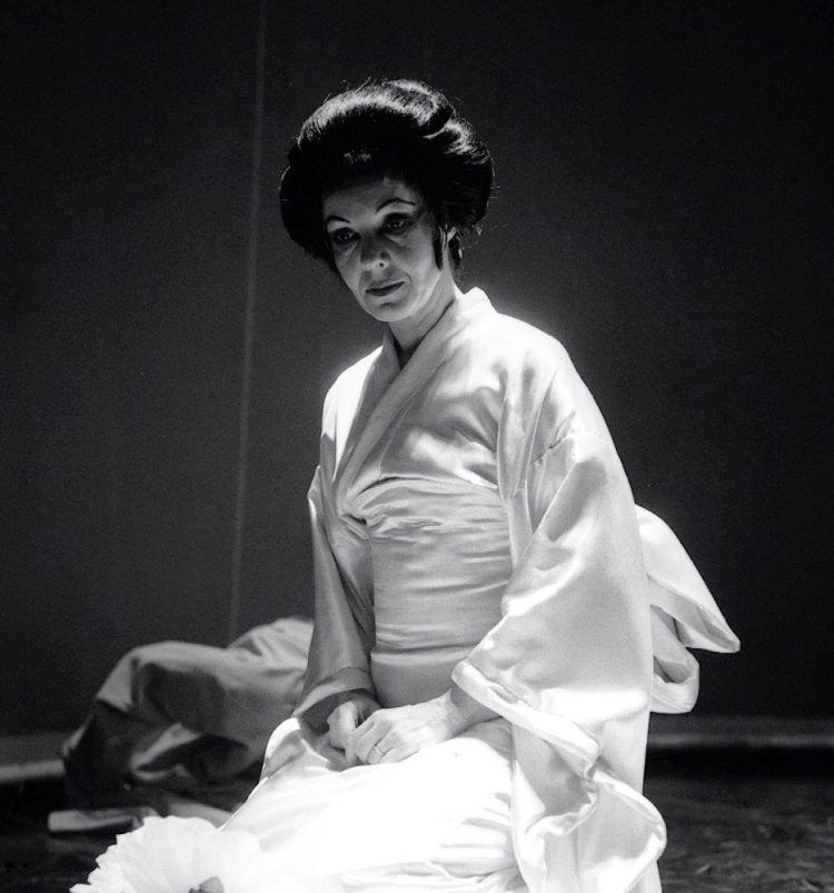 1979 Madama Butterfly photo by Piccagliani