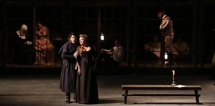Andrea Chénier, Yusif Eyvazov e Anna Netrebko © Brescia e Amisano,Teatro alla Scala 2017 2