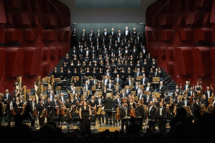 Les Troyens in concert, © Grégory Massat