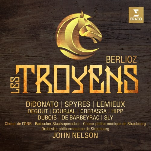Les Troyens cover
