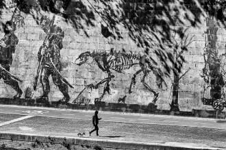 William Kentridge's Triumphs and Laments in Rome, © Sandro Lombardo 3