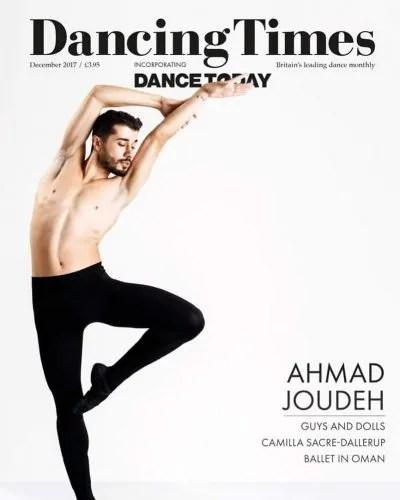 Ahmad Joudeh Dancing Times