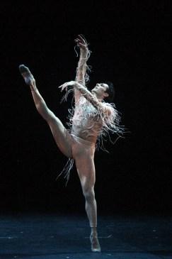 CLAIR DE LUNE, Performed by Mathieu Ganio, Choreography Alastair Marriott by Angela Kase