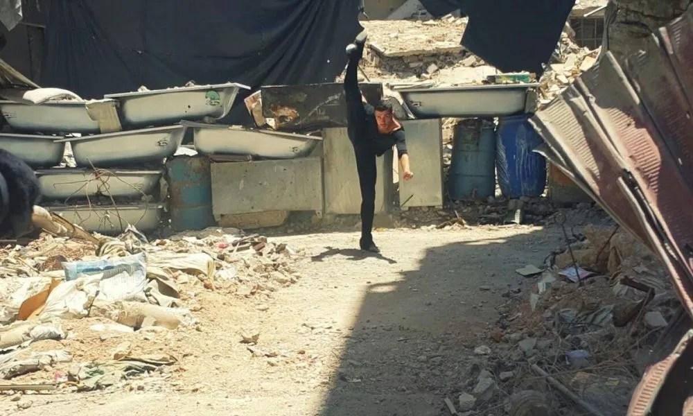 Dancing in Damascus