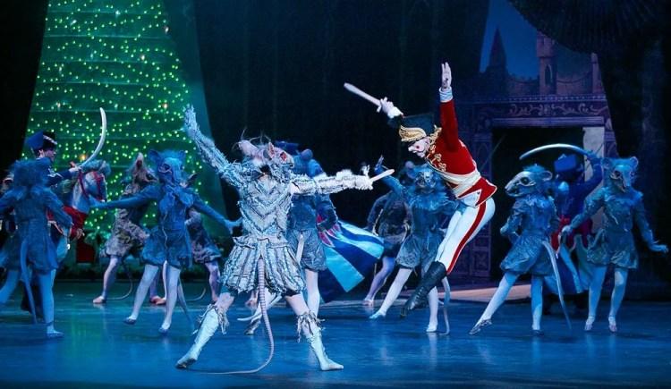 English National Ballet's Nutcracker, photos by Dasa Wharton 03