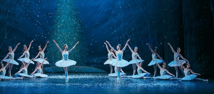 English National Ballet's Nutcracker, photos by Dasa Wharton 05