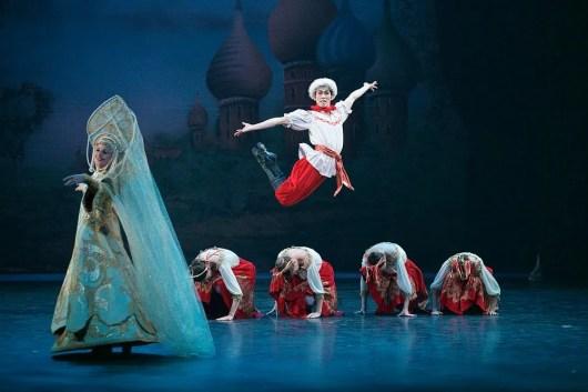 English National Ballet's Nutcracker, photos by Dasa Wharton 07