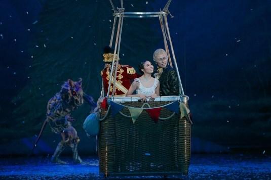 English National Ballet's Nutcracker, photos by Dasa Wharton 10
