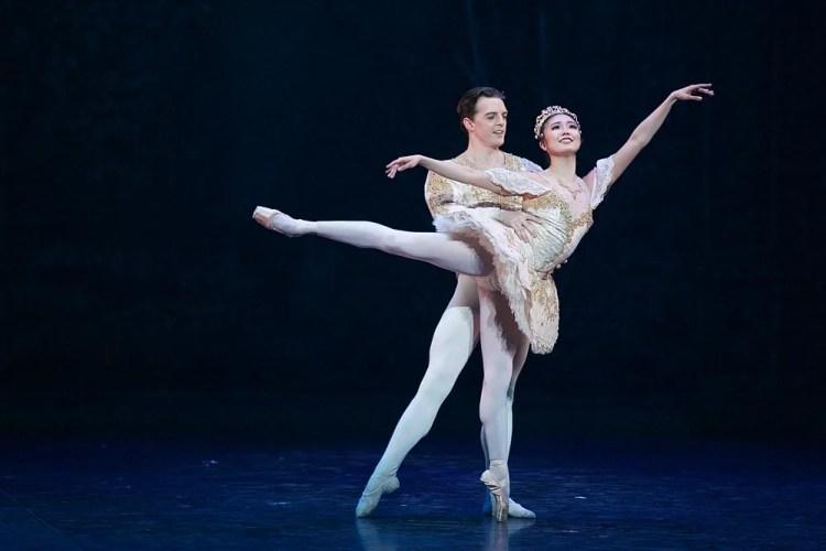 English National Ballet's Nutcracker, photos by Dasa Wharton 14