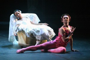 LE SPECTRE DE LA ROSE, Performed by Francesca Hayward & Ivan Putrov by Angela Kase