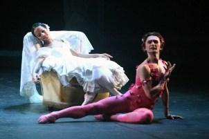 LE SPECTRE DE LA ROSE, Performed by Francesca Hayward & Ivan Putrov by Angela Kase