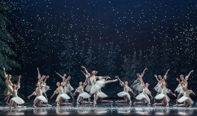 Nutcracker, La Scala Ballet Academy , choreography by Frédéric Olivieri, photo by Alessia Santambrogio