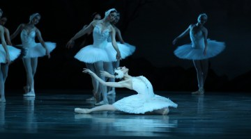 Saved by the corps! The Mariinsky under par for Swan Lake in Turin