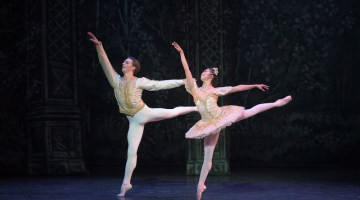 Joseph Caley promoted to Lead Principal of English National Ballet