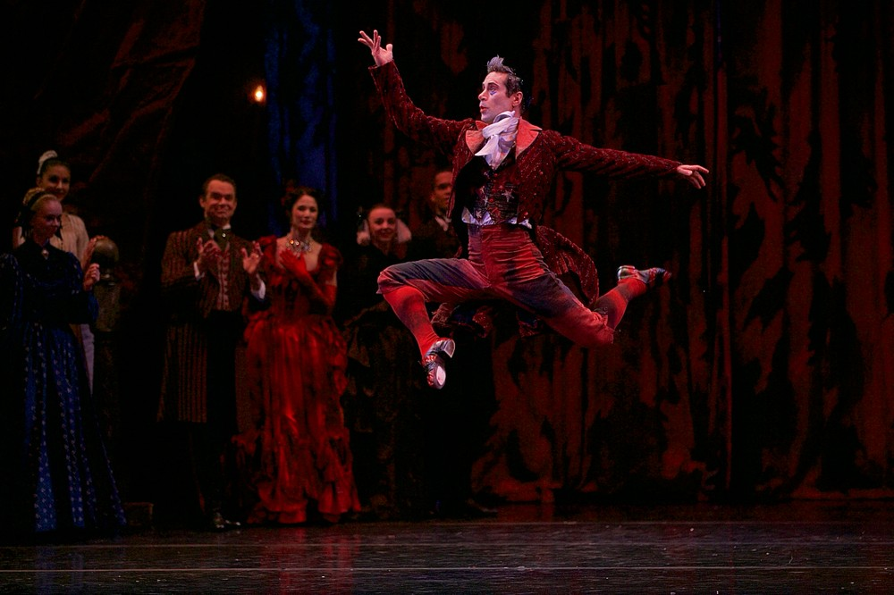 The Nutcracker, Birmingham Royal Ballet, photos by Dasa Wharton 09