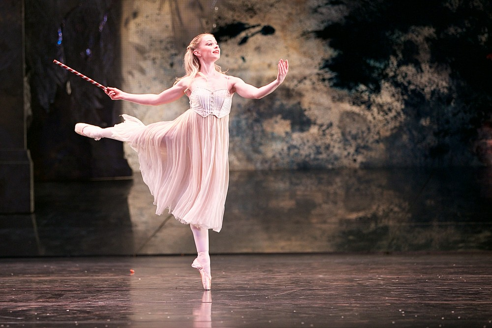 The Nutcracker, Birmingham Royal Ballet, photos by Dasa Wharton 10