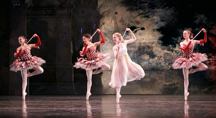 The Nutcracker, Birmingham Royal Ballet, photos by Dasa Wharton 11