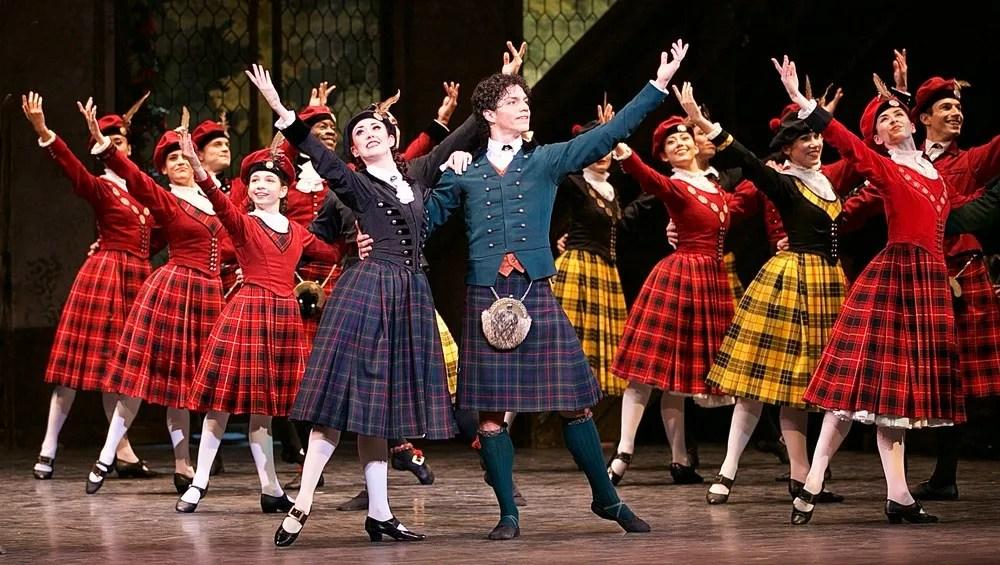 La Sylphide, English National Ballet, photos by Dasa Wharton 08