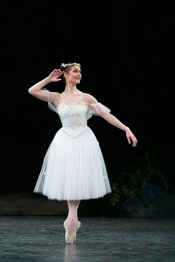 La Sylphide, English National Ballet, photos by Dasa Wharton 17