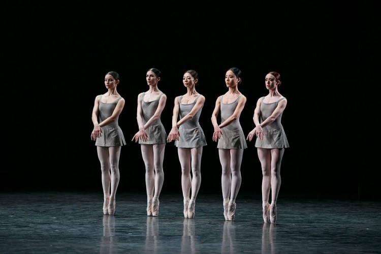 Song of the Earth, English National Ballet, photos by Dasa Wharton 07