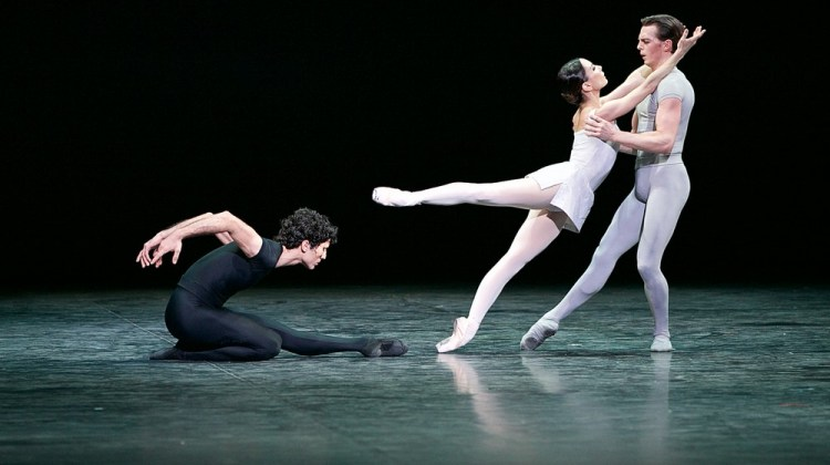 Photo Album: English National Ballet dances Song of the Earth and La Sylphide