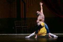 Tamara Rojo and Ivan Vasiliev in Le Jeune Homme et La Mort © Dasa Wharton 15