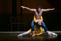 Tamara Rojo and Ivan Vasiliev in Le Jeune Homme et La Mort © Dasa Wharton 17