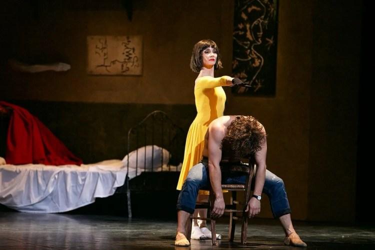 Tamara Rojo and Ivan Vasiliev in Le Jeune Homme et La Mort © Dasa Wharton 30