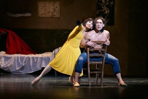 Tamara Rojo and Ivan Vasiliev in Le Jeune Homme et La Mort © Dasa Wharton 35
