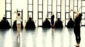 Petite Mort rehearsals © Brescia e Amisano, Teatro alla Scala, 2018