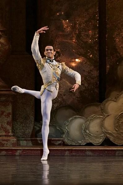 Birmingham Royal Ballet in rehearsal for Sleeping Beauty, photos by Dasa Wharton 01