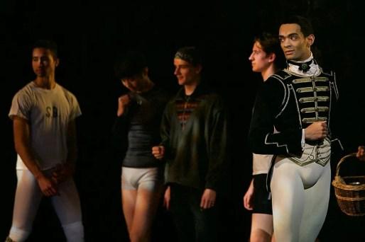 Birmingham Royal Ballet in rehearsal for Sleeping Beauty, photos by Dasa Wharton 12