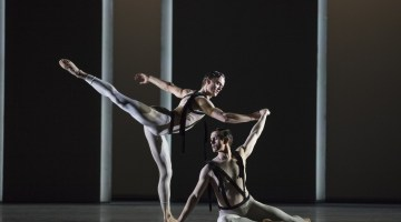 Corybantic Games. Artists of The Royal Ballet. © ROH, 2018. Photgraphed by Andrej Uspenski.