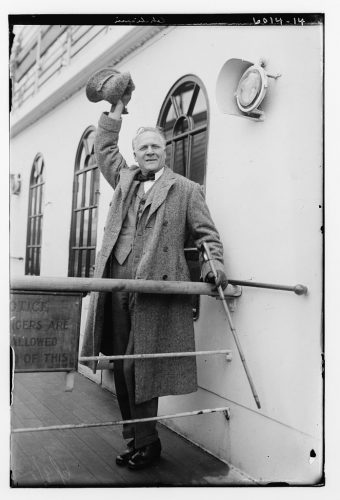 Feodor Chaliapin George Grantham Bain Collection (Library of Congress)