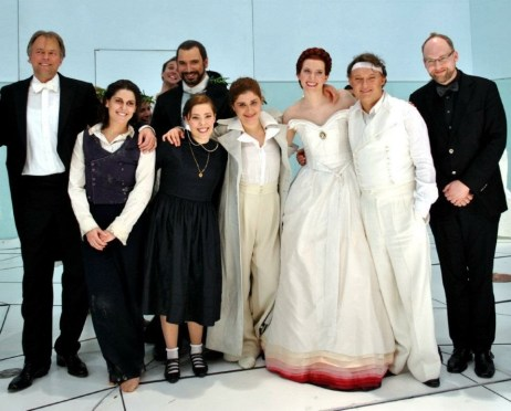 La clemenza di Tito in 2012 at the Teatro Real in Madrid