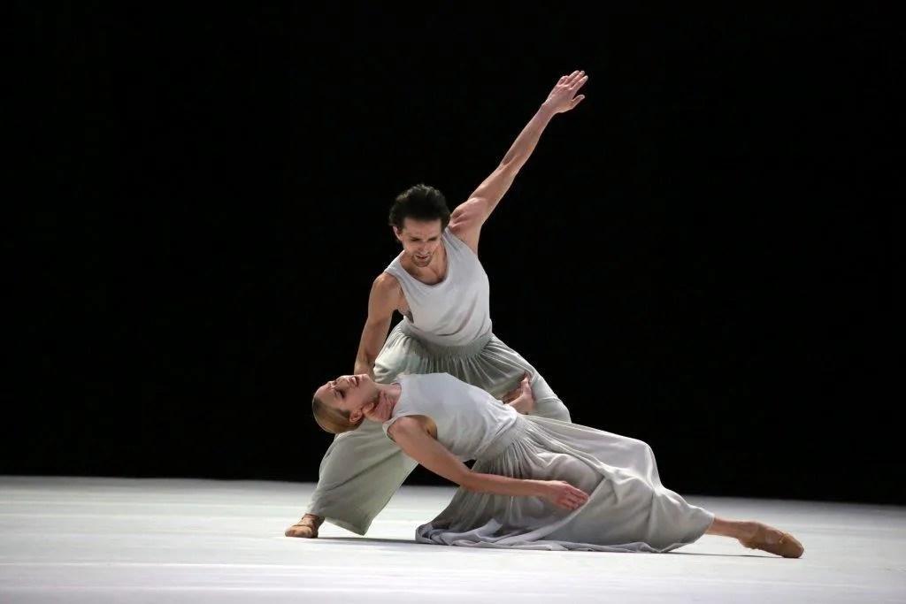 Mahler 10 with Virna Toppi and Antonino Sutera © Marco Brescia e Rudy Amisano, Teatro alla Scala 2018
