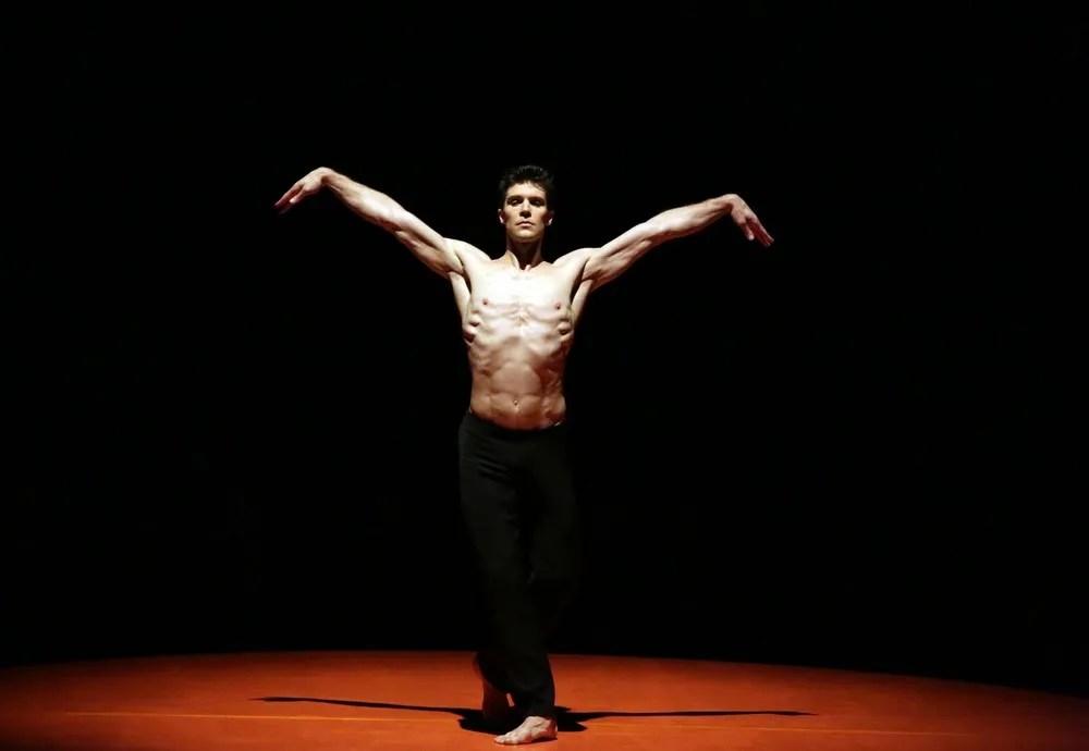 Roberto Bolle in Bolero © Brescia e Amisano, Teatro alla Scala 2018 7