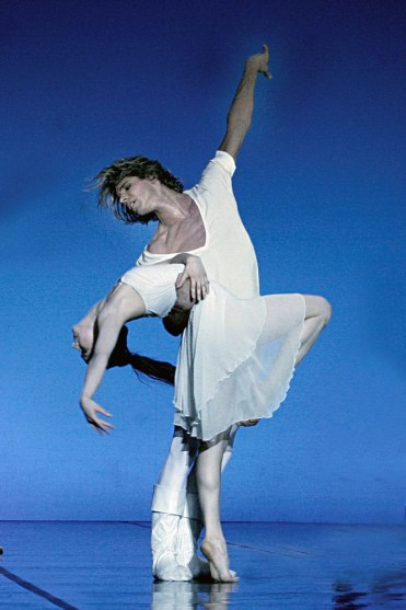 Roméo et Juliette with Julien Favreau and Katheryna Shalkina, photo BBL