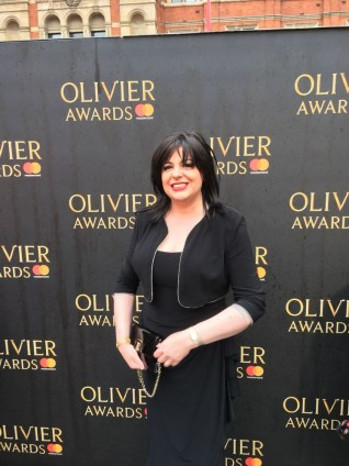 Daniela Barcellona at the Olivier Awards 2018 (2)